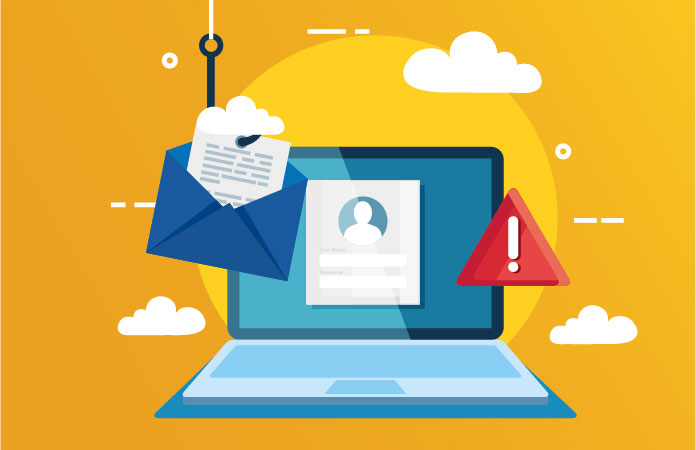 Email Phishing Scams Strategy