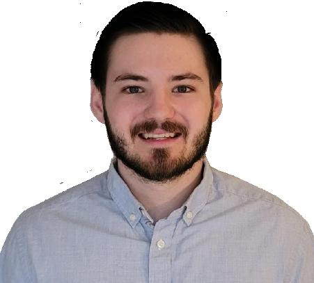 Strategy Lead Web Developer Zach Gillam