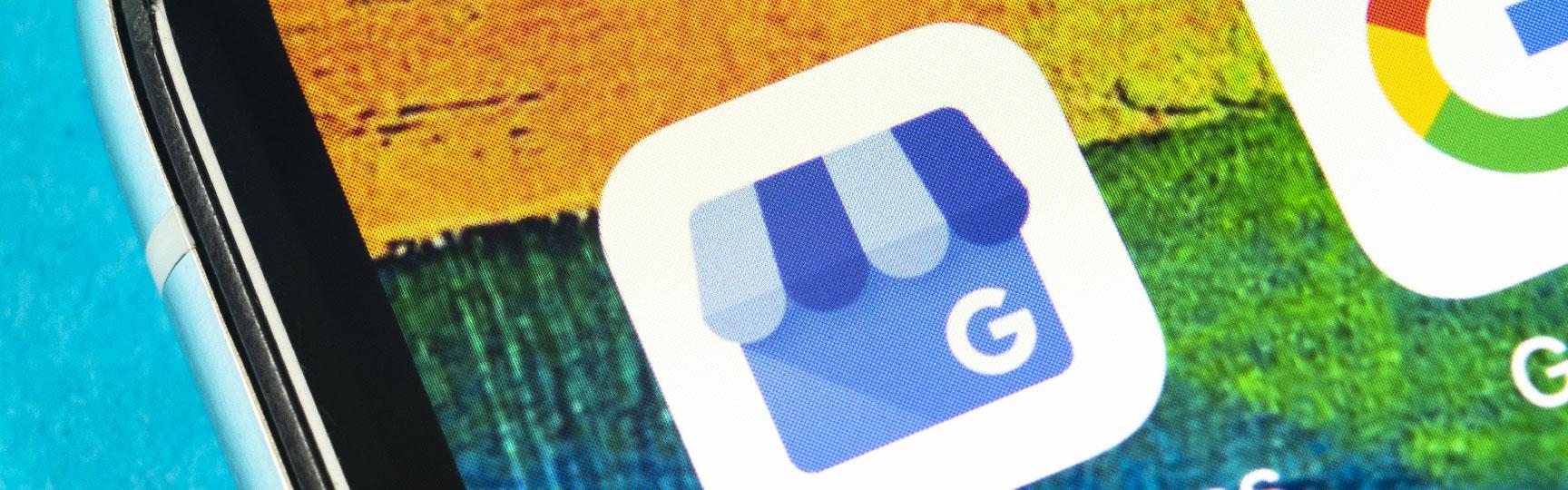 Goodbye Google Hello Google My Business