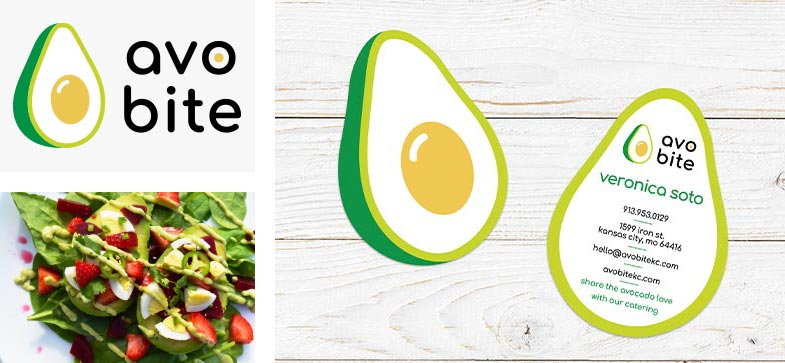 Avobite Branding Logo Collateral Experts