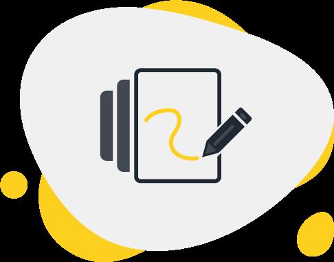 Custom Content Development Messaging