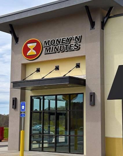 Strategy Money N Minutes Branding Website Design Hover