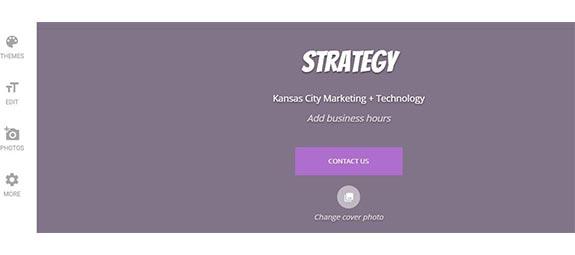 Google My Business Build Free Website