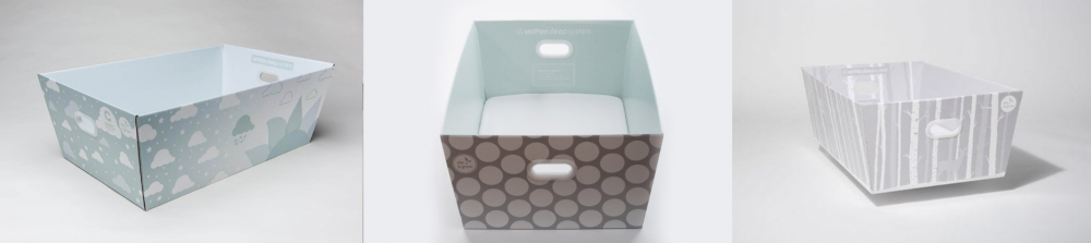 Baby Boxes By Pip & Grow