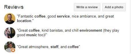 Google Reviews Improve Seo