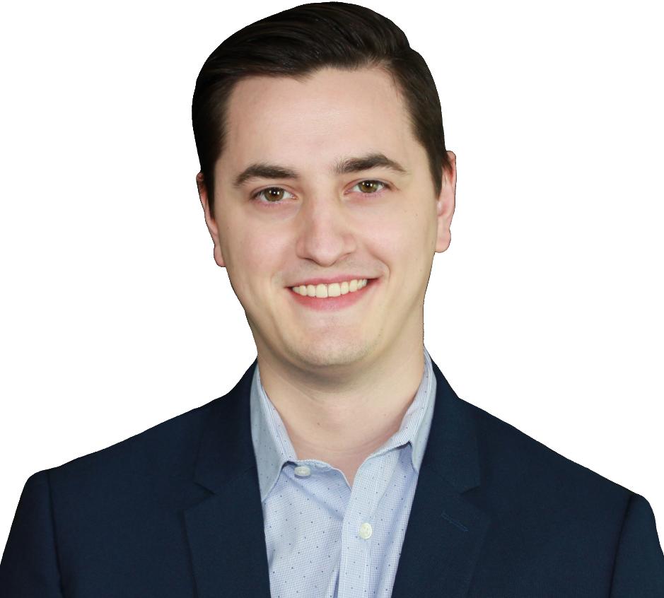 Strategy Business Development Specialist Josh Proctor
