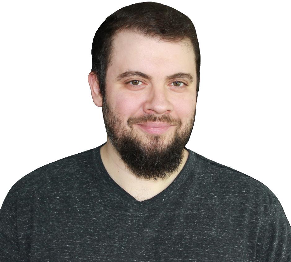 Strategy Content Specialist Scott Bennie