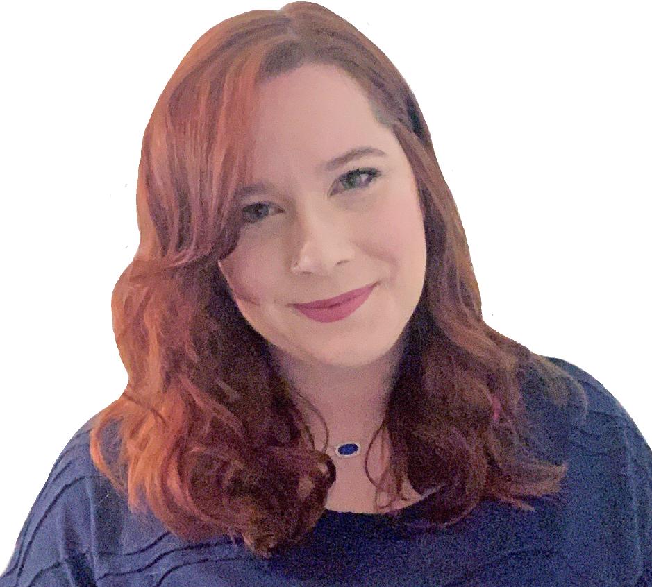 Strategy Marketing Specialist Megan Wimer