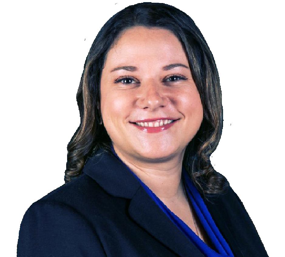 Strategy Account Executive Dana Mathews