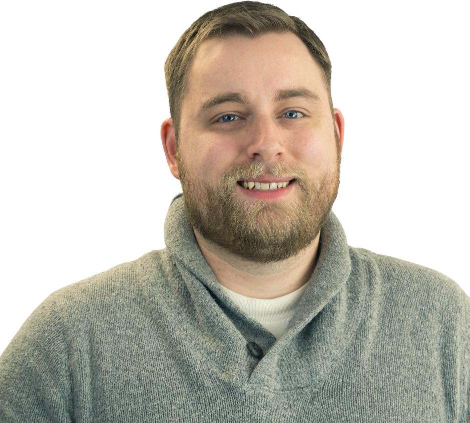 Strategy Account Executive Matt Woods