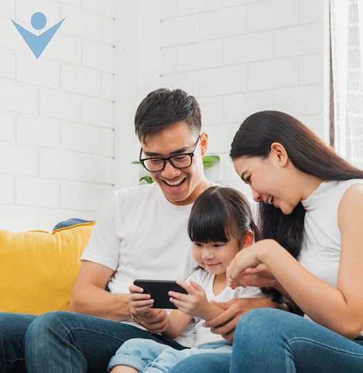 Caring For Kids Portfolio Hover