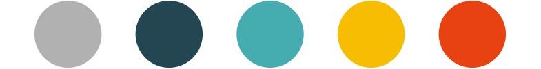 Gardner Chamber Of Commerce Custom Color Palette