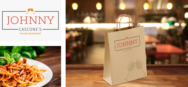 Restaurant Branding Custom Logo Design