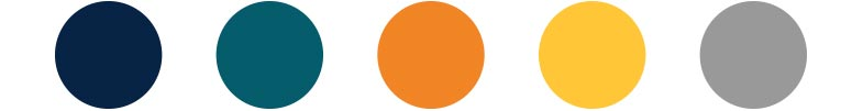 Kc Responds Brand Color Palette