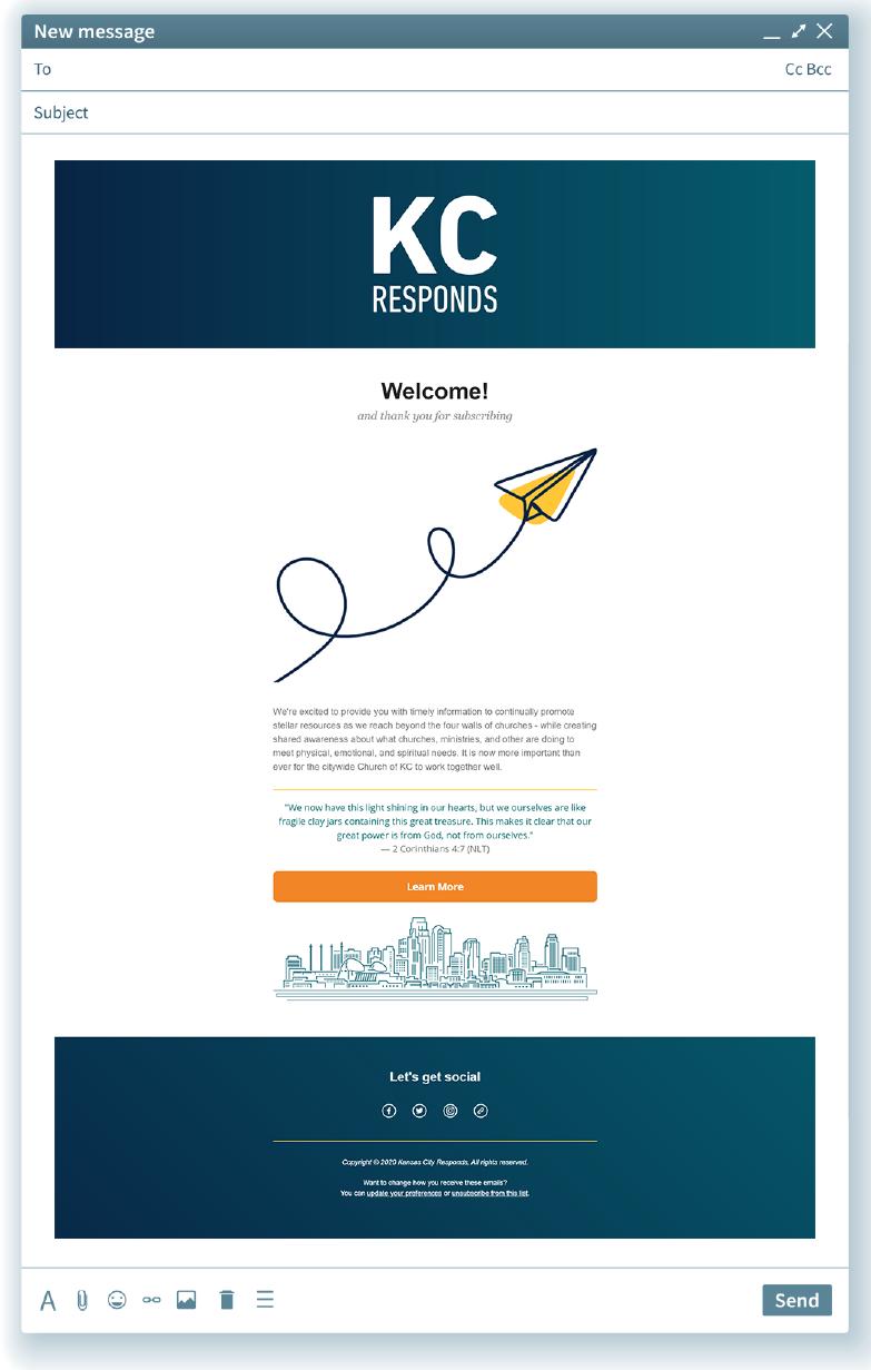 Strategy Kc Responds Email Design
