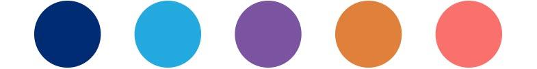 Custom Color Palette Design
