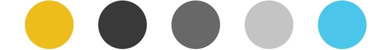 Custom Branded Nationwide Color Palette