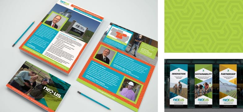 Nexus Campaign Custom Collateral And Print